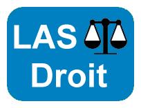LAS - Droit